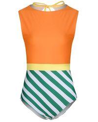 5pening 20 Fiona H Suit - Orange