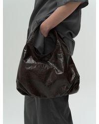 Amomento Tyvek Small Bag - Brown
