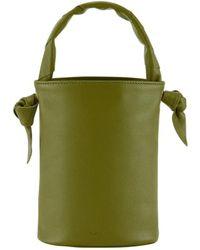 Reike Nen Pippi Cylinder Bag - Green