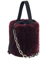 COMME.R - Furby Bag - Wine - Lyst