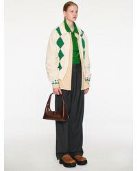 Marge Sherwood Hobo Shoulder Bag - Brown