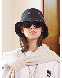 13Month 13m Print Bucket Hat - Black