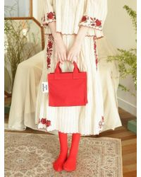 Awesome Needs - Way Bag Red - Lyst