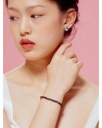 VIOLLINA - Color Chain Bracelet - Lyst