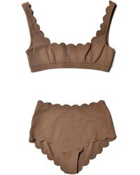 Marysia Swim - Mini Palm Springs Top And Santa Monica Bottom Set - Lyst