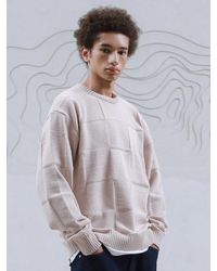 MADMARS Oversized Cashmere And Wool-blend Jumper - White