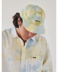 WKNDRS Tie Dye Cap Yellow