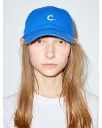 Clove Basic Fit Ball Cap - Blue