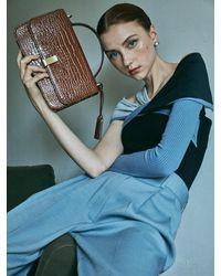 Joy Gryson Mago Satchel Bag Lw0ab3400 - Brown