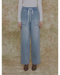 among - A String Loose Fit Jean - Lyst