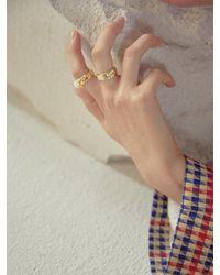 Yuul Yie Karst Gold - Metallic
