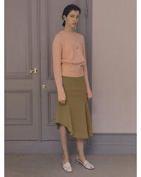 J.CHUNG Ores Flare Skirt - Multicolour