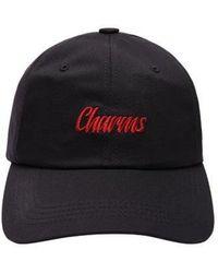 Charm's - Cursive Logo Cap Grey - Lyst