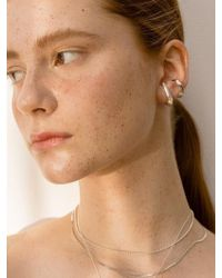 1064STUDIO - Edge Ear Cuff Set - Lyst