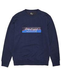 Penfield - [unisex] Original Logo Sweatchirs Fj4km02u - Lyst