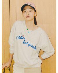 Fleamadonna Oldies Sweatshirt () - Grey