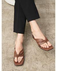 MARONY CROSHET - 009 Flip Flop Sandals - Lyst