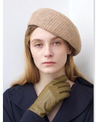 Awesome Needs - Natural Beret_beige - Lyst