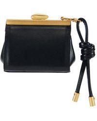 Reike Nen Rm2-bg005 Pebble Micro Mini Bag - Black