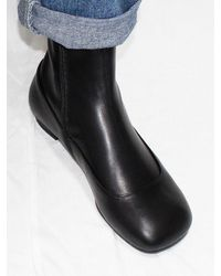 IGINOA W Slim Ankle Boots - Black