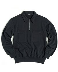 Eastlogue Sout Pullover Sweat - Blue