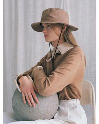 Awesome Needs Boonie Bucket Hat - Brown