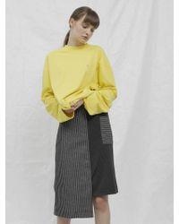 Noir Jewelry - Pen Skirt - Lyst