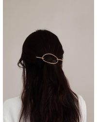W Concept - Smooth Hairpiece - Lyst