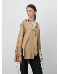 AEER Shirt Classic S - Natural