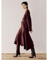 J.CHUNG Vine Skirt - Purple