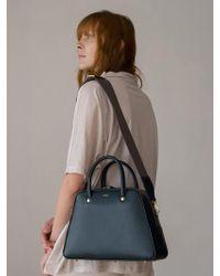DEMERIEL - City Bag Jasper-green - Lyst