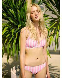 5pening Lindsay Bottom - Pink