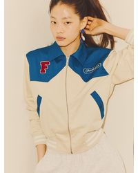 Fleamadonna Goodies Bomber Jacket (blue)
