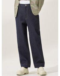 Plac Dover P10 Jeans - Blue