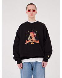MAINBOOTH Just Drink Sweatshirt - Black