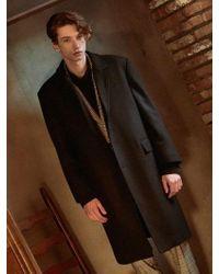 Add - London Single Coat Black - Lyst