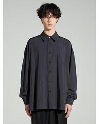 Add Crispy Avant-garde Shirt - Grey