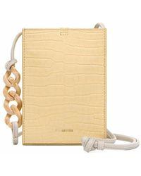 Joy Gryson Lea Phone Case Bag - Natural