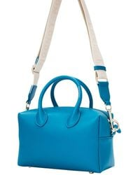 Simon Carter Muffin Cross Bag - Blue