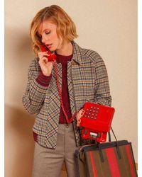 Bensimon Wool Jacket - Red