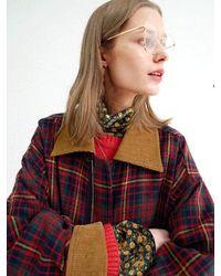 OUI MAIS NON Scottish Wool Jacket - Gray