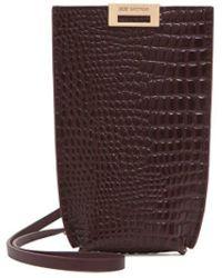 Joy Gryson Clare Phone Case Lw0aw4010 - Purple