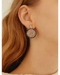 Matias - Black Berry Earring - Lyst