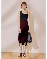 J.CHUNG Kyle A-line Skirt - Multicolour