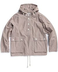 Eastlogue Hooded Shirt - Natural