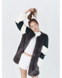 Jin Jin Island - Rob Panda -faux Fur - Lyst
