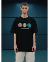 MADMARS Human Aura T-shirt Black