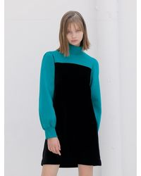 Noir Jewelry Bellum Dress - Multicolour