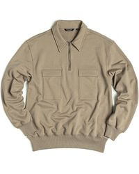 Eastlogue Sout Pullover Sweat - Brown