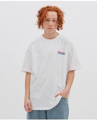 WKNDRS Teenager Tee - White